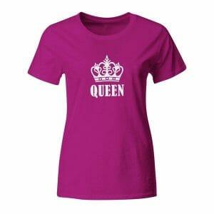 Queen, ženska majica z napisom