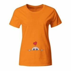 Dojenček prijaham kmalu, majica za nosečnice
