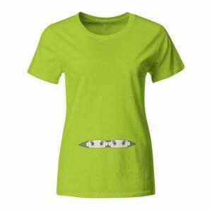 Dvojčka, majica za nosečnice