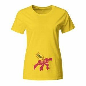 Ne odpiraj do septemrba, majica za nosečnice