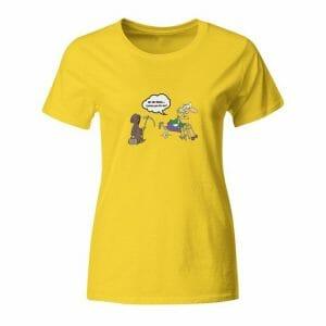 Hi Hi Hiiii letos pa še ne, babica ženska majica