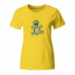 Vesela želva, majica