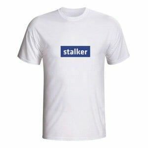 Facebook Stalker, majica