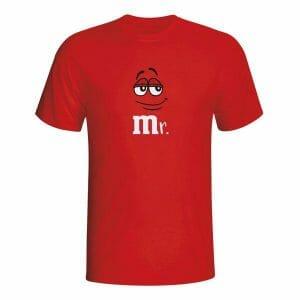 Mr. M (moški del), majica