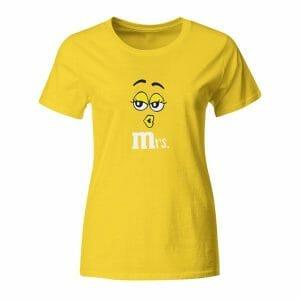 Miss. M (ženski del), ženska majica