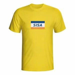 Sisa Visa, majica