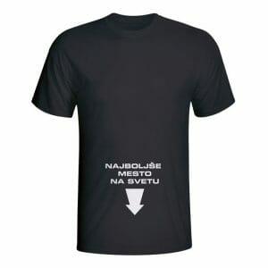 Najboljše mesto na svetu, smešna majica