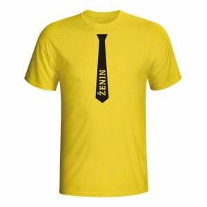Ženin kravata, majica