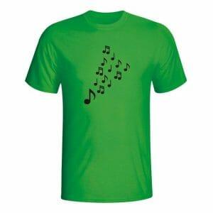 Note, majica v različnih barvah