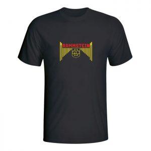 Rammstein, majica v različnih barvah