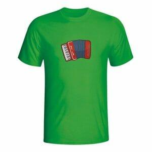Majica za harmonikarje